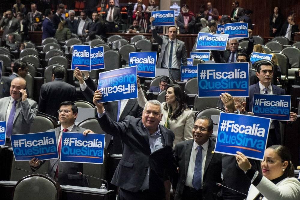 el país requiere una Fiscalía ajena a la lógica político-partidista: Movimiento Ciudadano Foto: Cuartoscuro