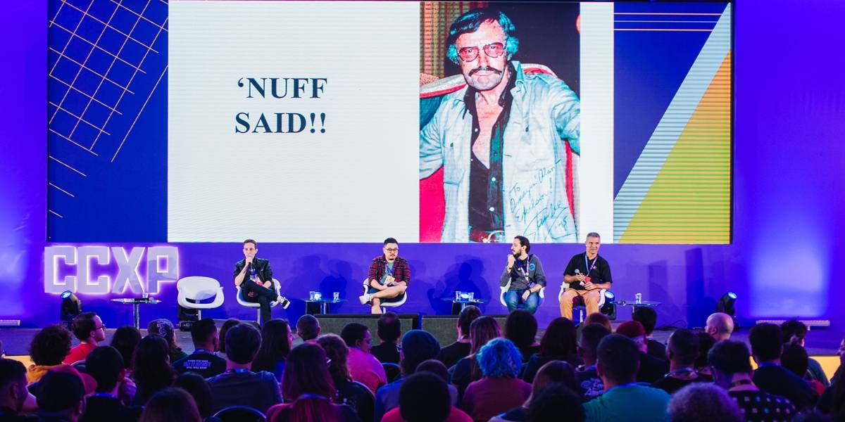 Um mês sem Stan Lee: o legado da mente criativa homenageada na CCXP18
