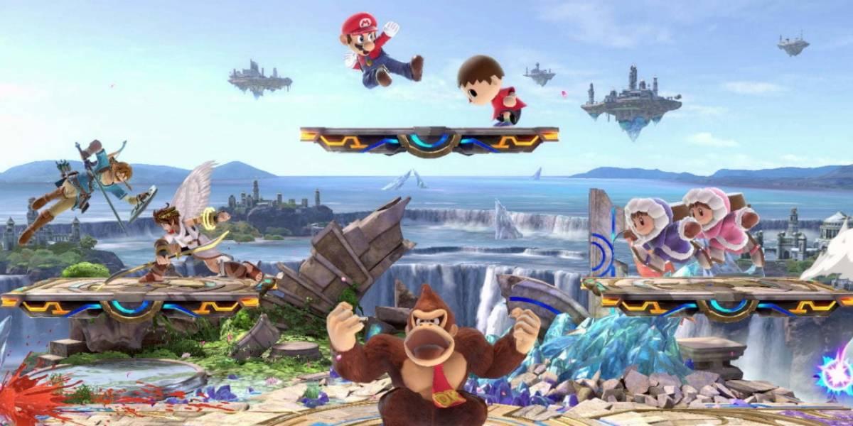 Policía llega a fiesta tras denuncia por ruidos molestos y descubren que competían en el Smash Bros: hicieron lo obvio, se quedaron jugando