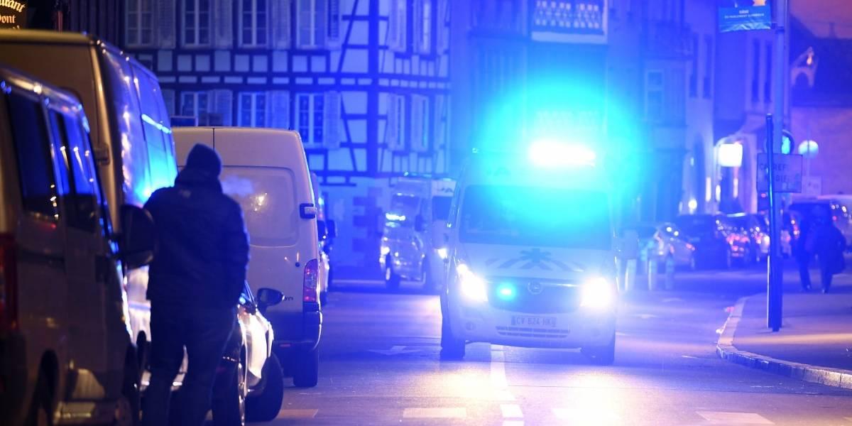 Dos fallecidos y 11 heridos tras tiroteo en Estrasburgo, Francia