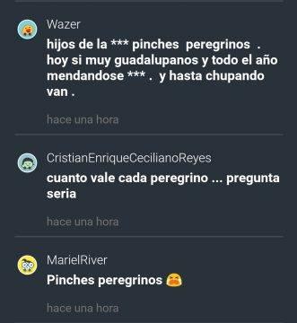 México: Usuarios de Waze iniciaron una competencia para ver quién atropella más peregrinos guadalupanos