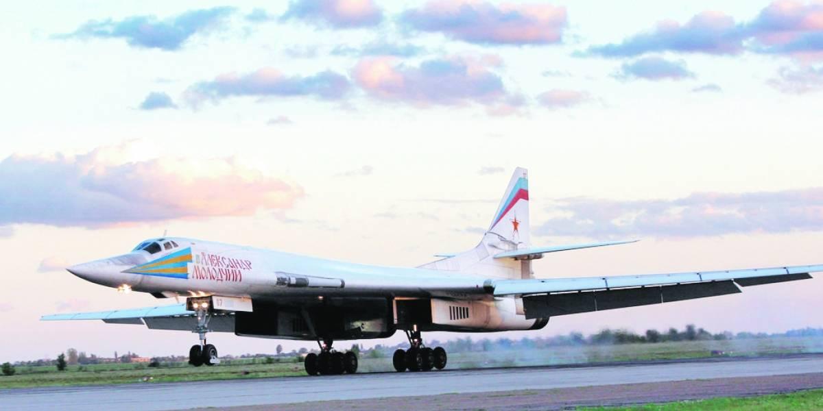 Venezuela muestra los dientes con bombarderos rusos