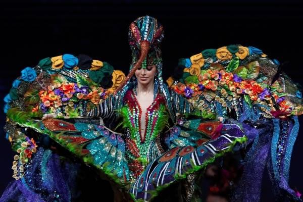 Miss Universo: Traje típico de Virginia Limongi está entre los 10 mejores, según portal de belleza Missosology