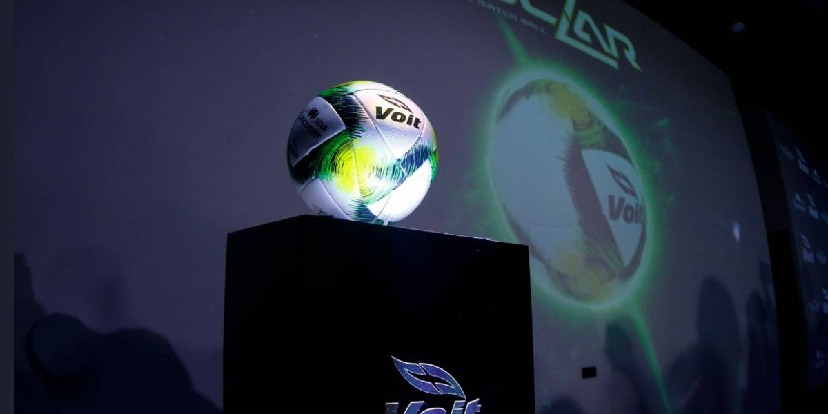 Presentan PULZAR, el nuevo balón de la Liga MX