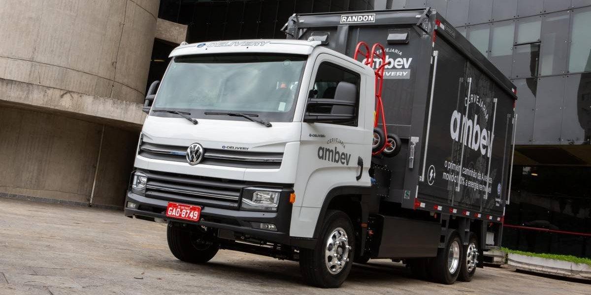 Volkswagen termina pruebas de su camión eléctrico e-Delivery