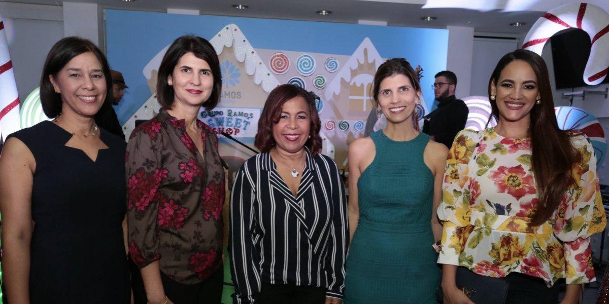 #TeVimosEn: Grupo Ramos realiza tradicional encuentro de navideño con miembros de la prensa