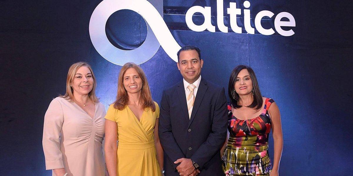 #TeVimosEn: Altice Dominicana celebra su acostumbrada fiesta de navidad con los medios de comunicación