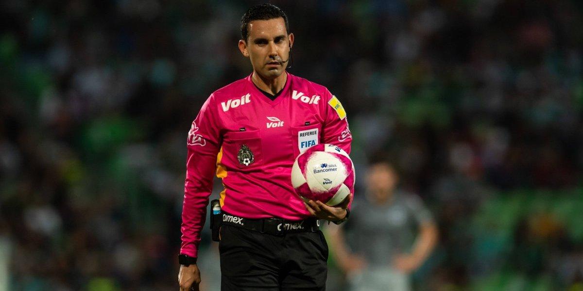 César Ramos se perdería la final de Liga MX por pitar partido llanero