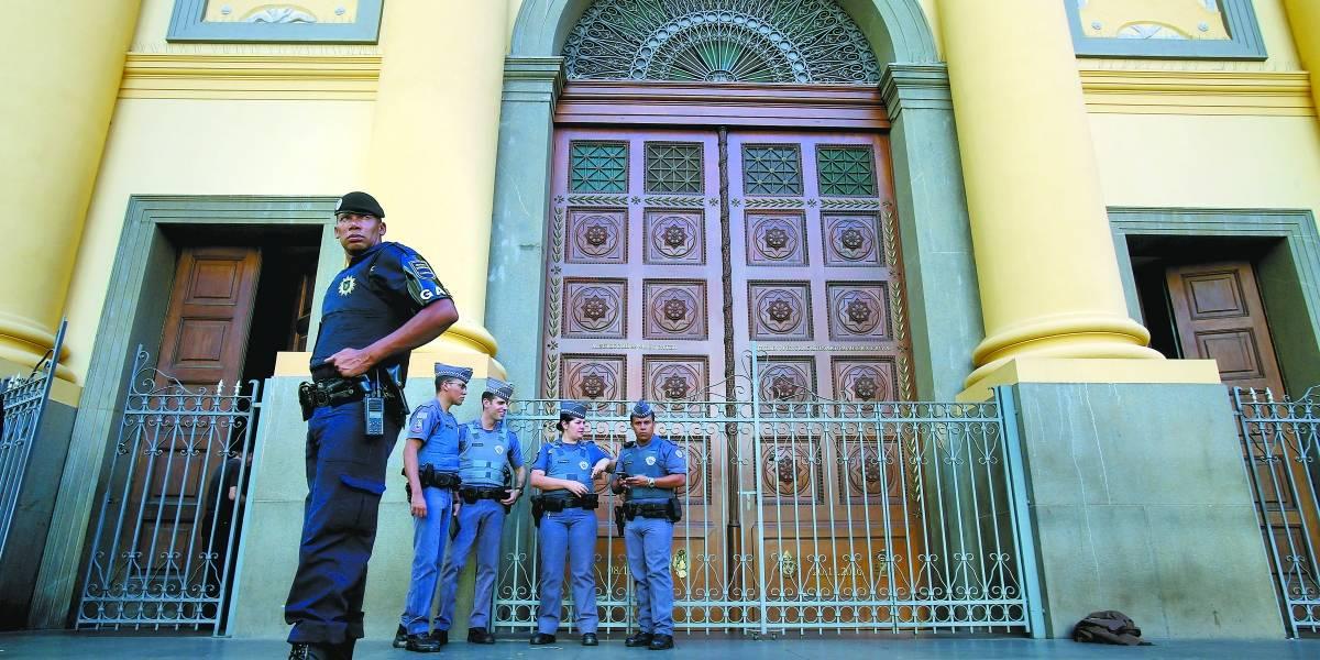 Vítima baleada por atirador na Catedral de Campinas segue em estado grave