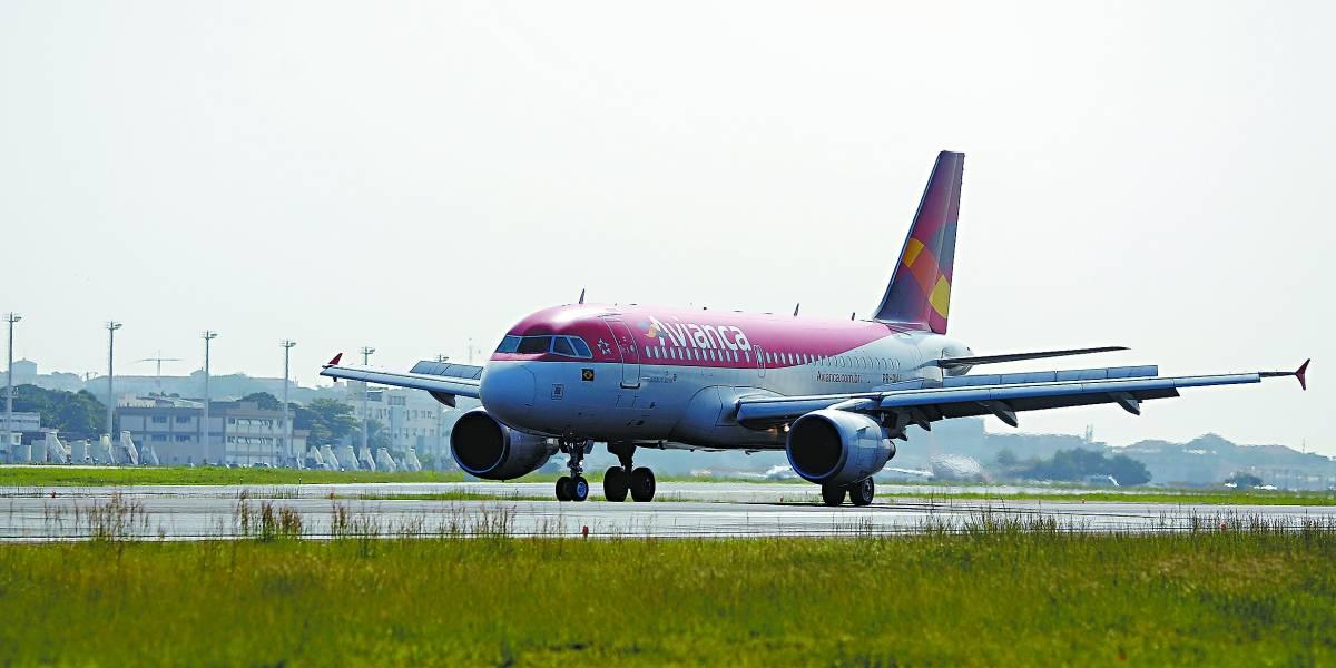 Latam teme fim da Avianca, que deve terminar o mês com apenas 5 aviões