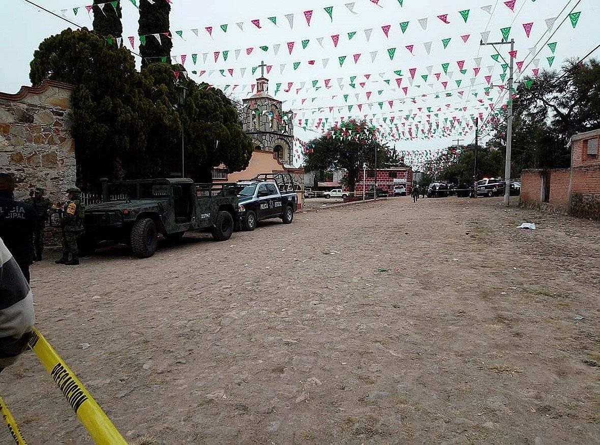 México: Explosión de pirotecnia dejó seis muertos y 55 heridos en Querétaro