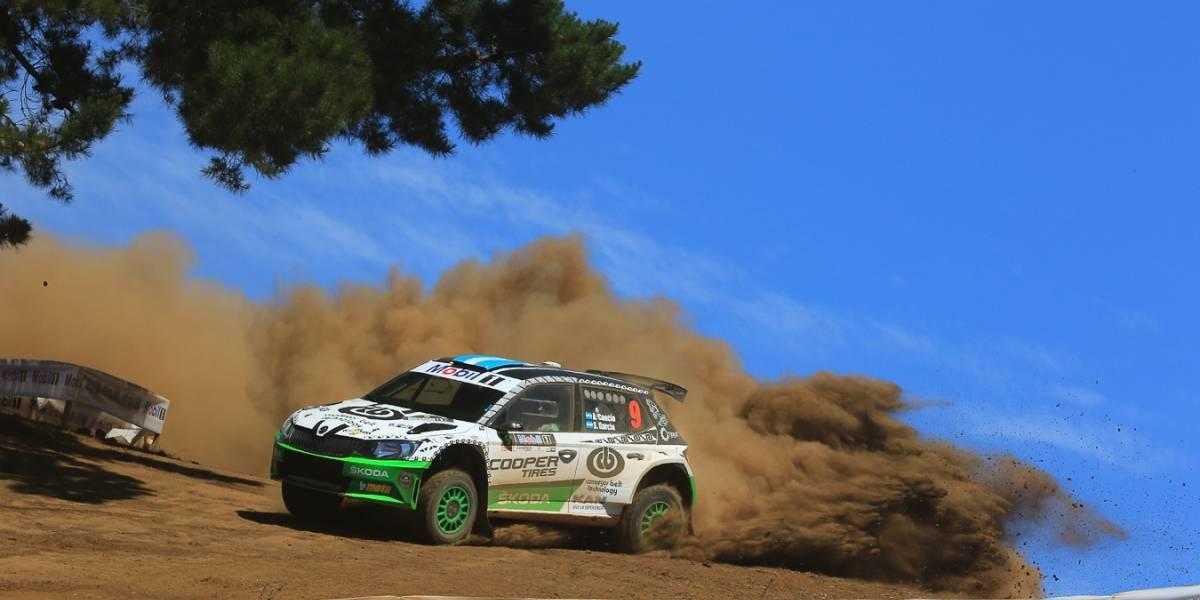 Jorge Martínez cambia de equipo para la temporada 2019 del RallyMobil