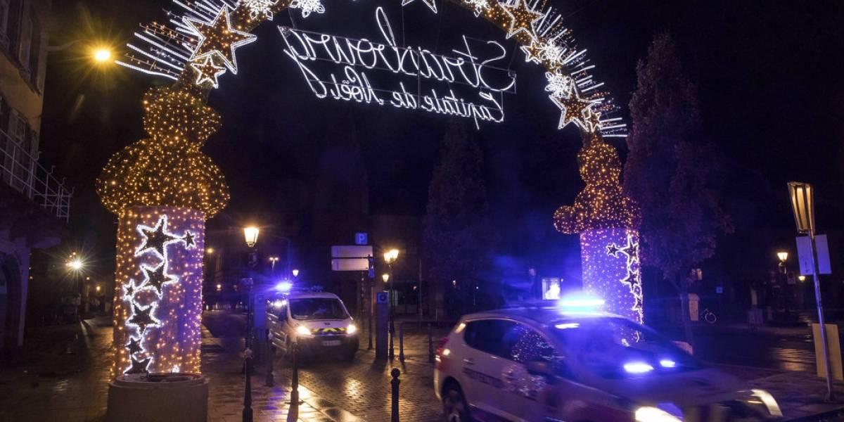 Cinco detenidos tras tiroteo en mercado navideño en Estrasburgo: sigue cacería humana contra atacante que dejó 3 muertos en Francia