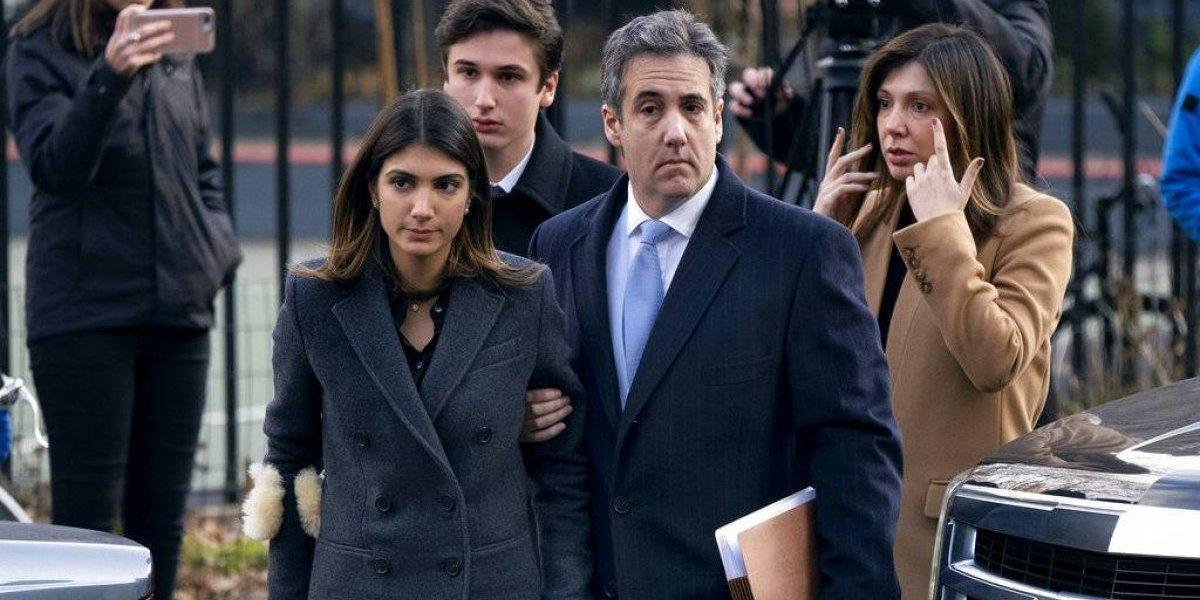 Condenan a Michael Cohen a tres años de prisión