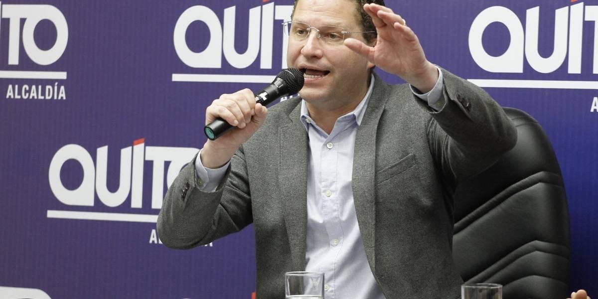 Mauricio Rodas: Consejo consultivo llevará a la Asamblea proyecto de Ley para regulación de Uber y Cabify