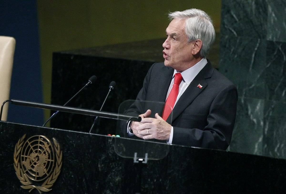 Piñera en la ONU