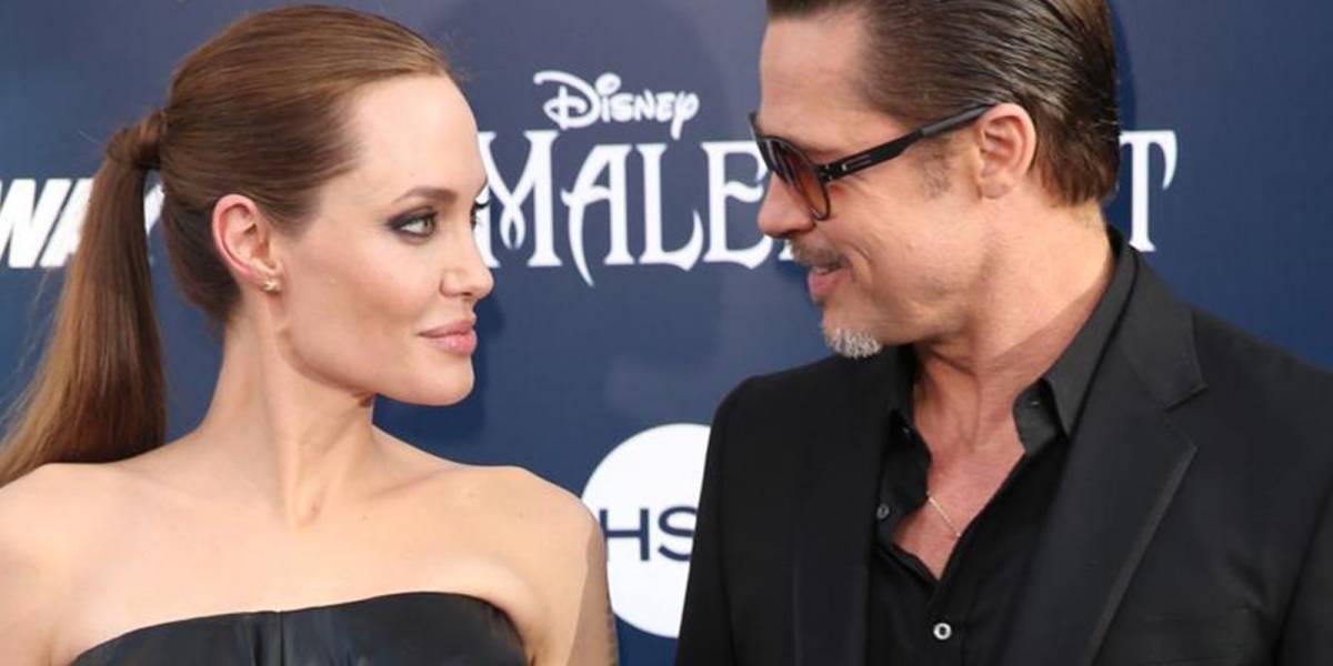 """¡Quiere divorciarse rápido! Brad Pitt acusa a Angelina Jolie de """"vengativa y controladora"""" tras acuerdo de custodia"""