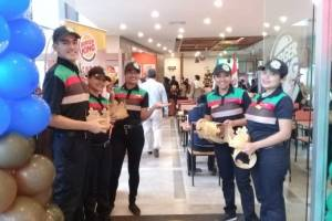 Burger King en Alta Verapaz