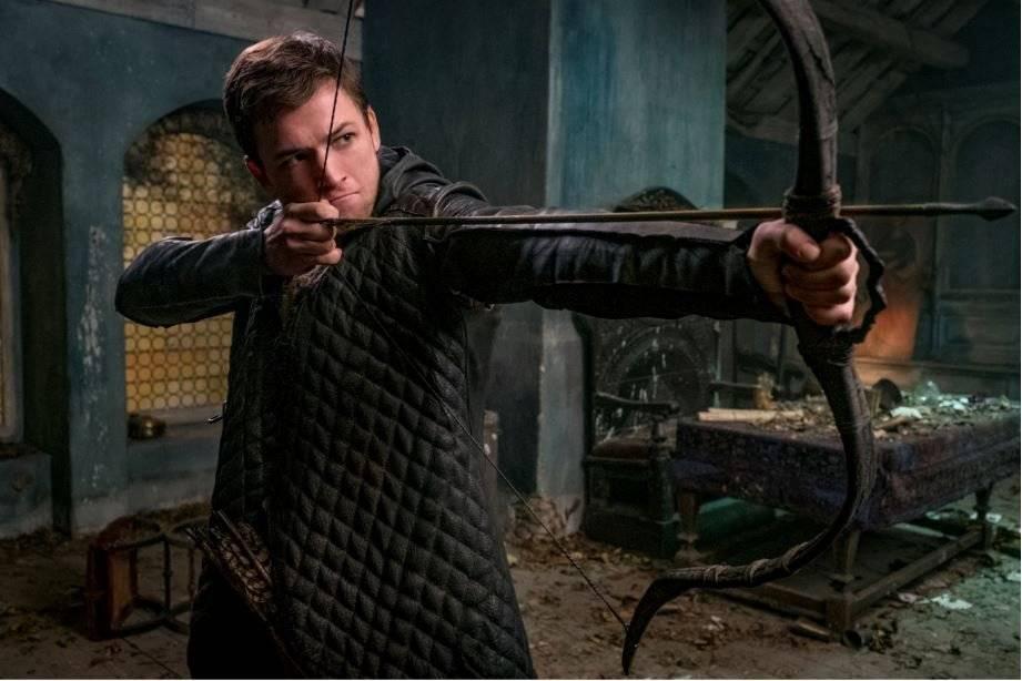 "Taron Egerton protagoniza al nuevo ""Robin Hood"". |LArry Horricks"