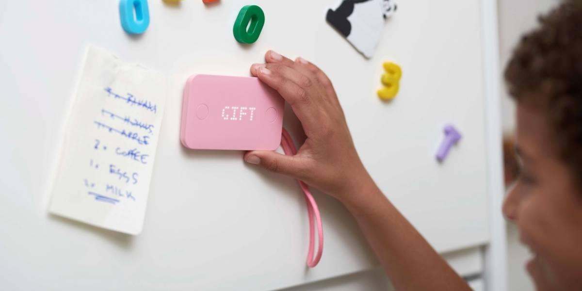 Enseña a tus hijos a ahorrar dinero con esta billetera inteligente