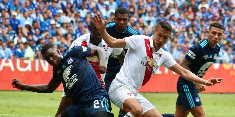 Emelec vs Liga de Quito API
