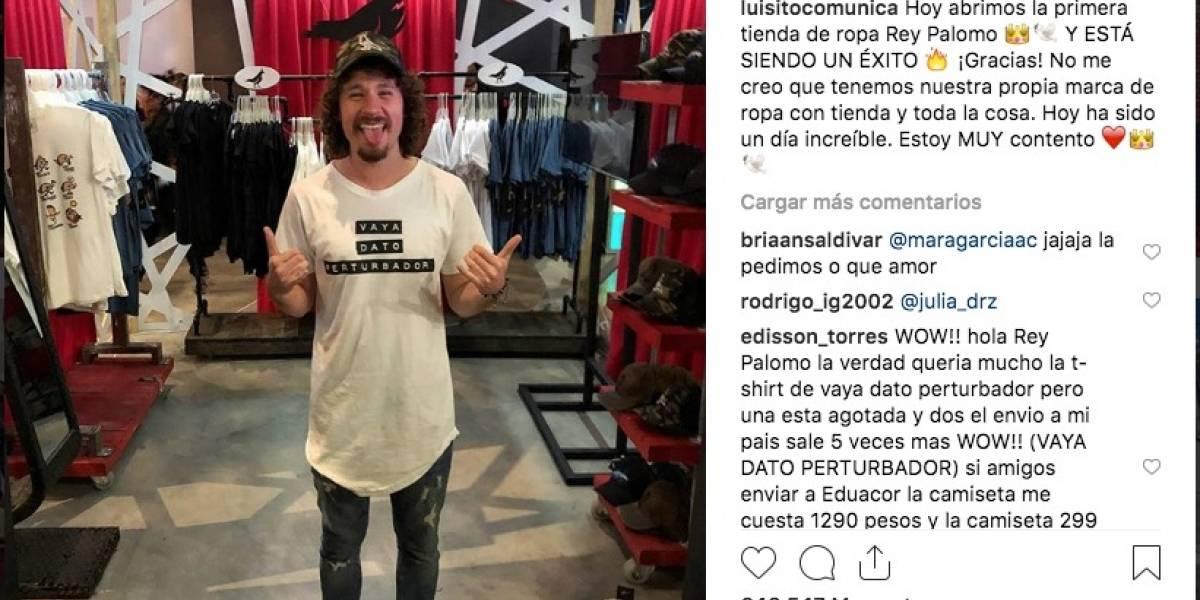 El nuevo negocio del youtuber 'Luisito Comunica'