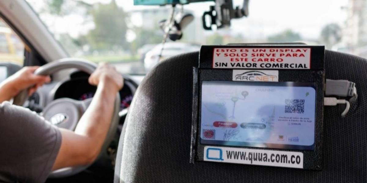 Cómo funciona el registro para usuarios de taxis en Bogotá contra el coronavirus