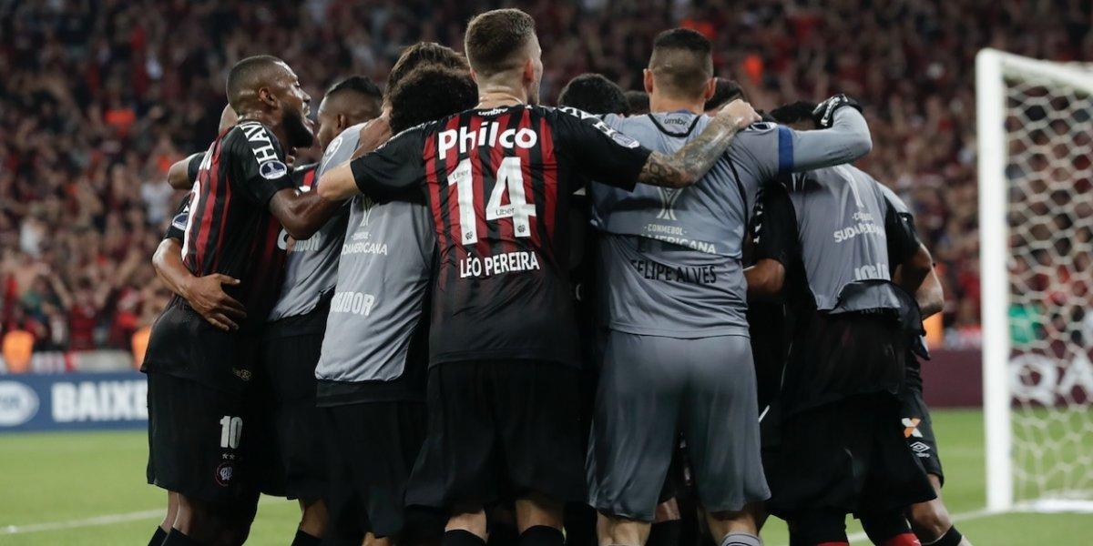 Atlético Paranaense conquistó su primera Copa Sudamericana gracias a la maldición de Junior en los penales