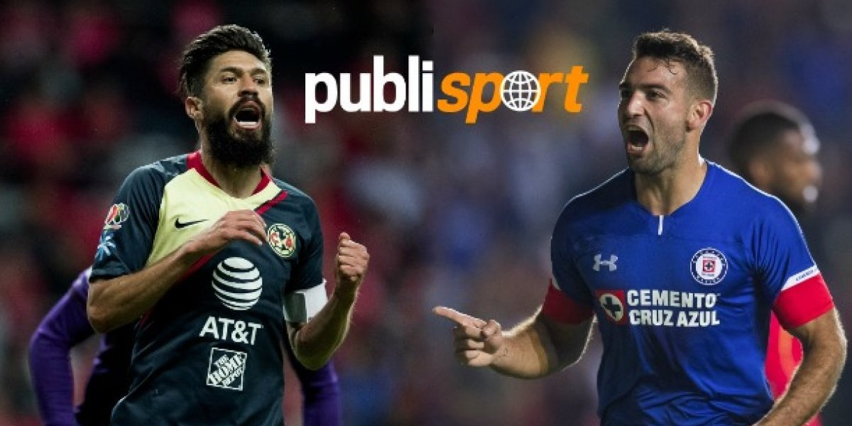 América vs Cruz Azul ¿Dónde y a qué hora ver la Final de Ida del Apertura 2018?