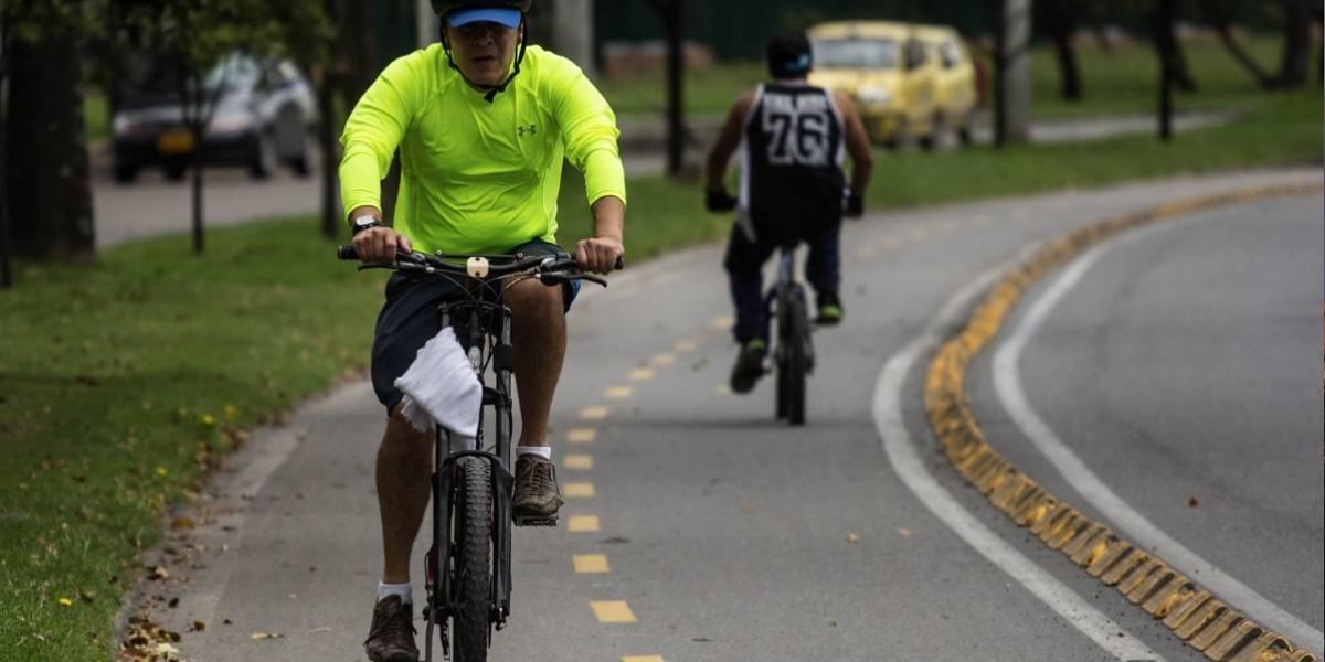 Ciclistas en riesgo: la seguridad de los biciusuarios en Bogotá y la Sabana se rajó