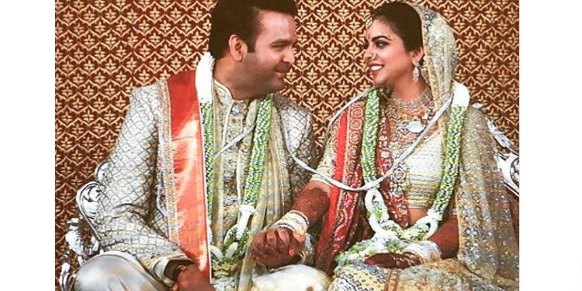 Casamento mais caro da Índia acontece nesta quarta-feira