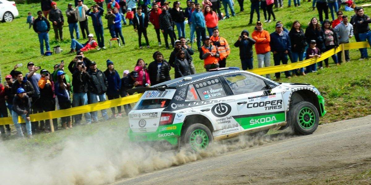 Skoda recibe a Jorge Martínez para el Rally Mobil 2019