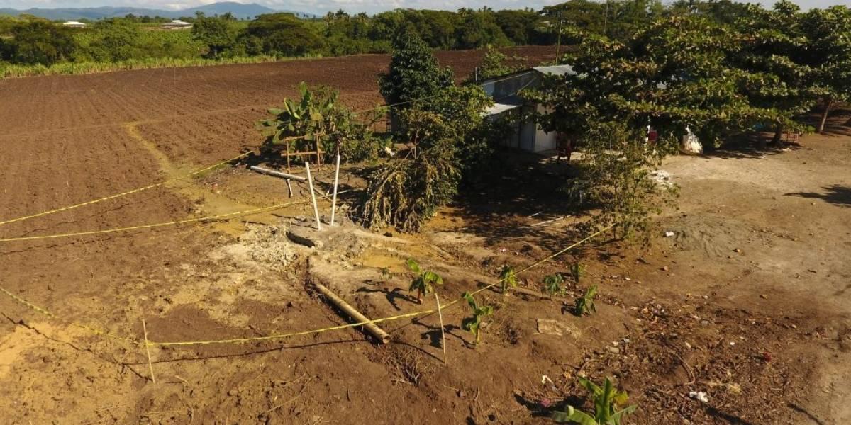 Emanación de gas en Villa Tapia se mantendrá abierta hasta terminar estudios