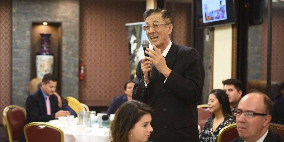 Exbecarios de Taiwán comparten experiencias vividas en ese país