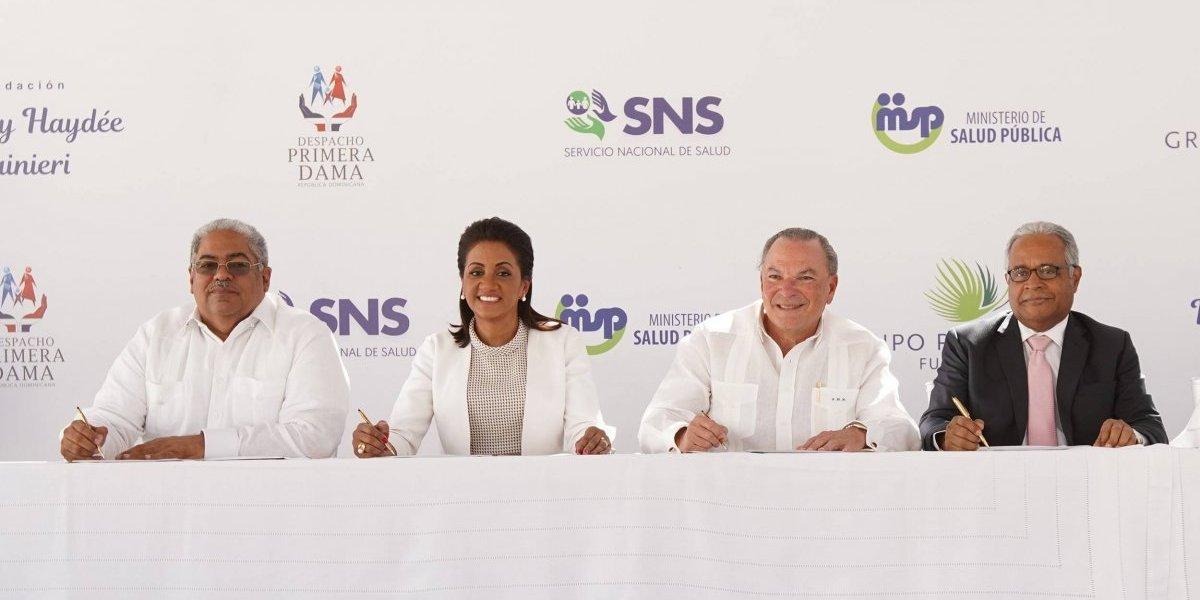 """Anuncian construcción del """"Centro de la Diversidad Infantil Punta Cana"""""""