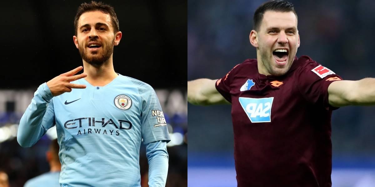 Manchester City no quiere poner en riesgo su liderato contra Hoffenheim