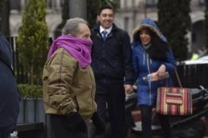 Un nuevo frente frío ingresará al país