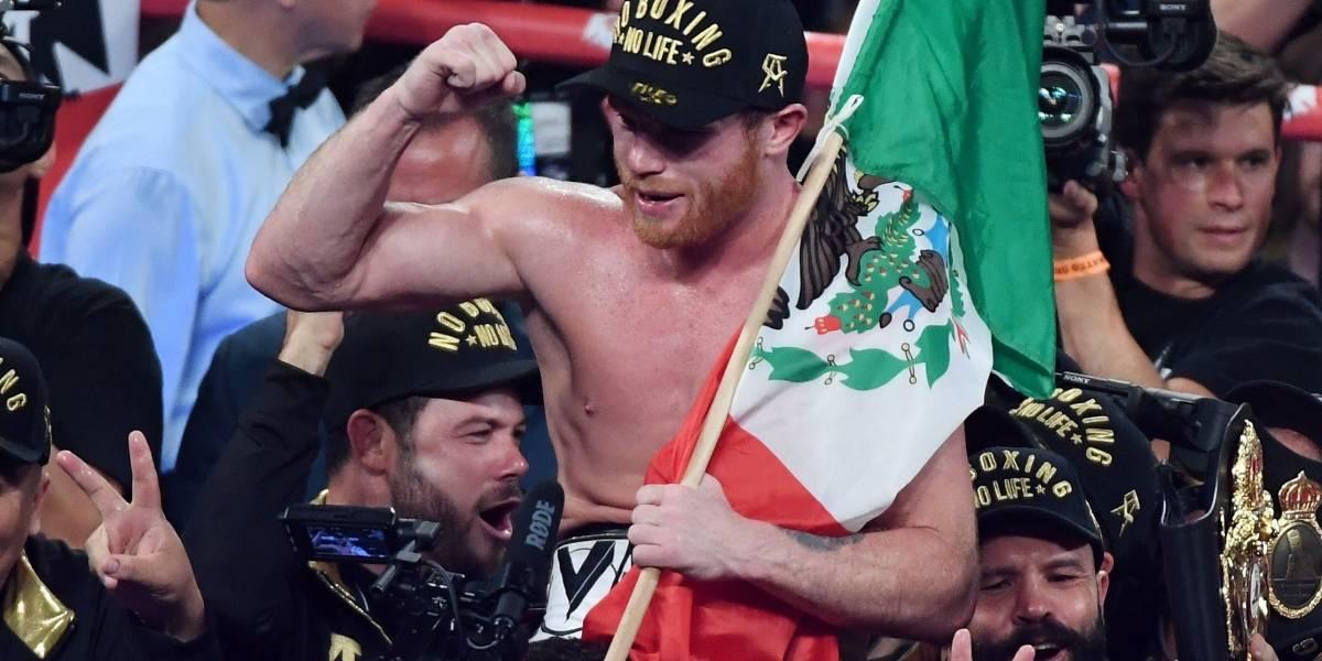 'Canelo' Álvarez quiere pelear en México