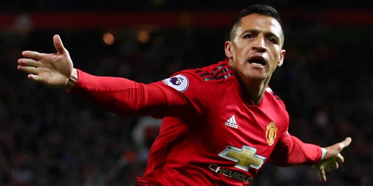 Alexis Sánchez fue el futbolista más buscado del 2018 en Google