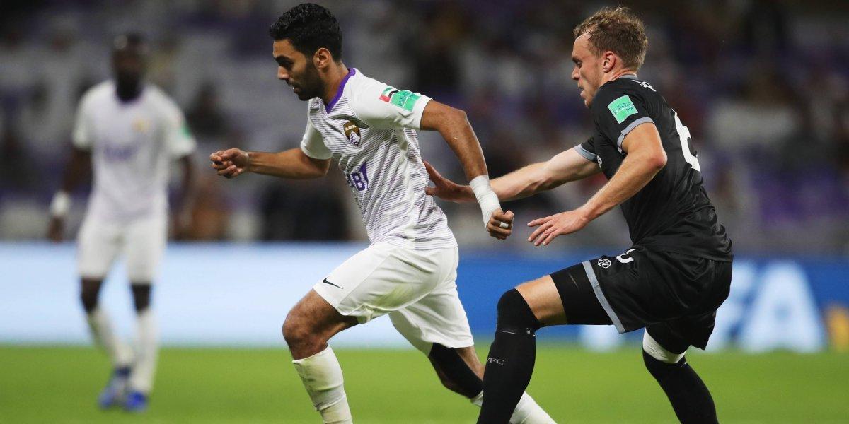 Al Ain vence en penales al Wellington en debut del Mundial de Clubes