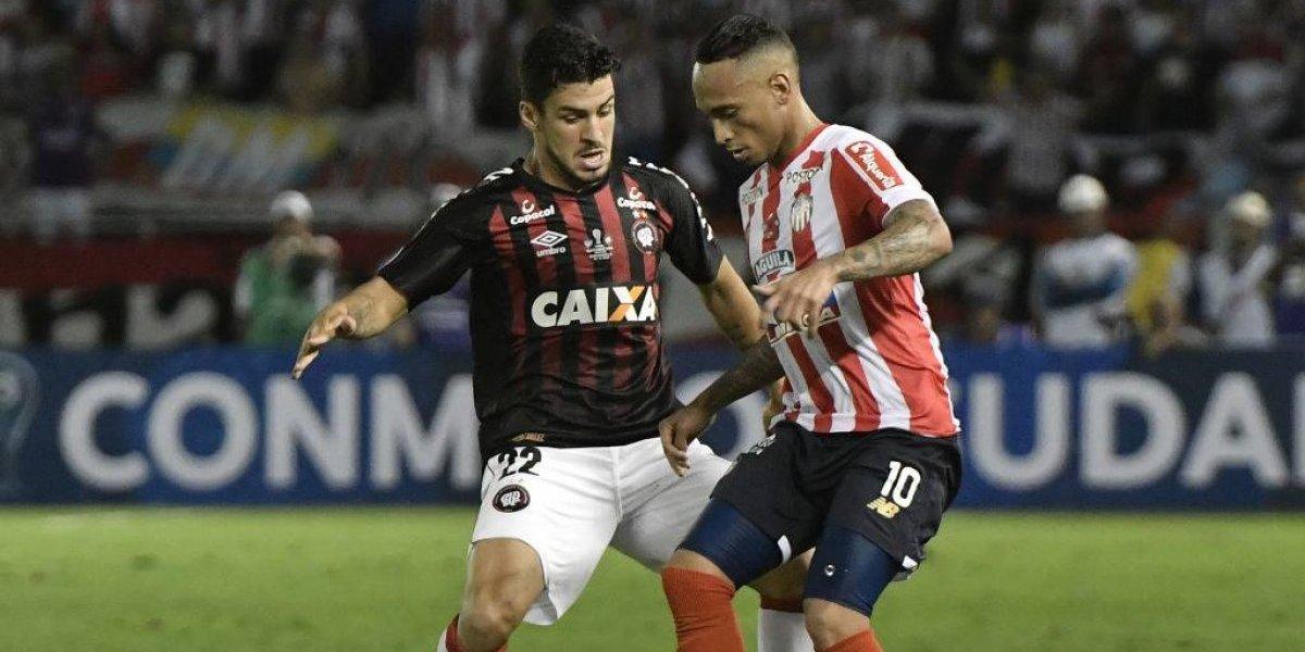 Así vivimos el título de Atlético Paranaense en la Copa Sudamericana ante Junior de Barranquilla