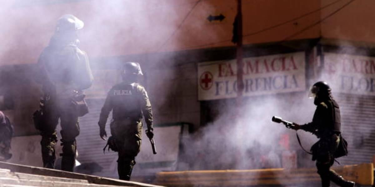 Incendiaron Tribunal Electoral: violencia y vandalismo provoca en Bolivia la candidatura de Evo Morales en una presión en aumento