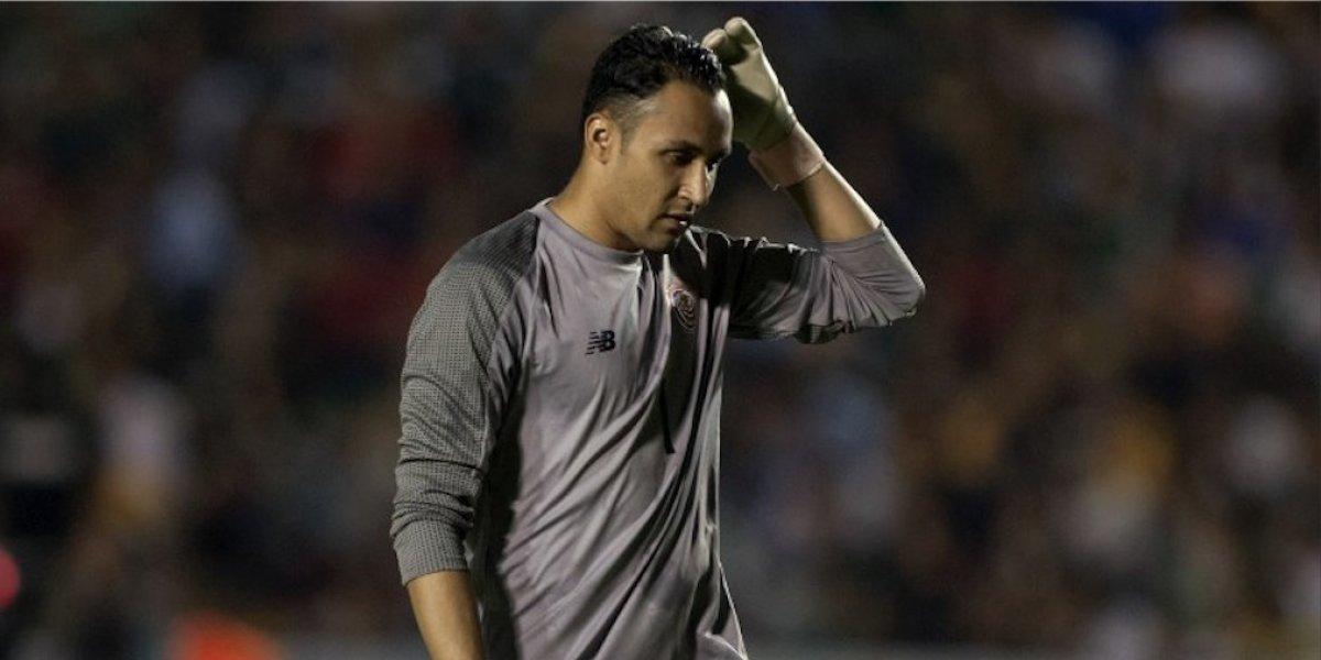 Keylor Navas tendría las horas contadas con el Real Madrid