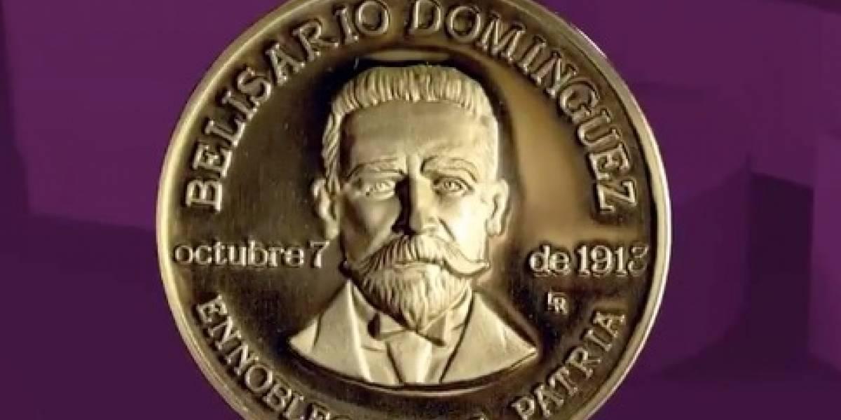 Carmen Aristegui, una de las candidatas a la Medalla Belisario Domínguez