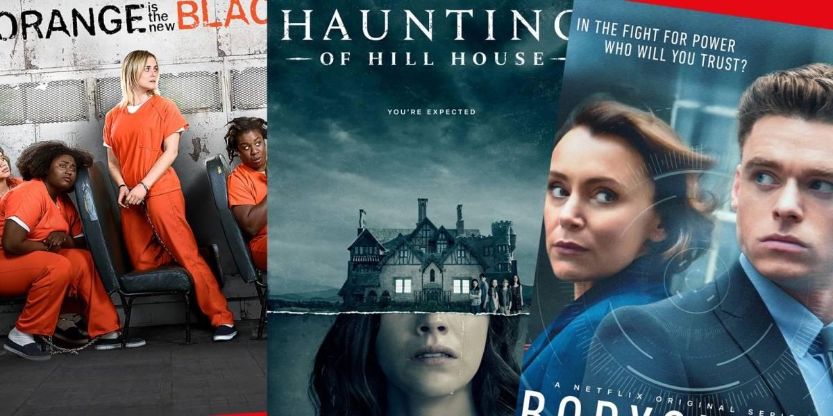 Estas son las 10 series de Netflix más 'maratoneadas' del 2018