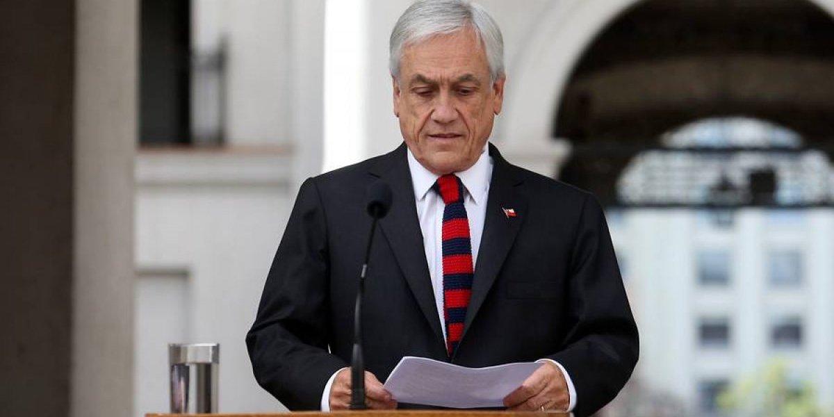 Al final no habrá reajuste para el Presidente: Gobierno desiste de incluir alza salarial a altos cargos