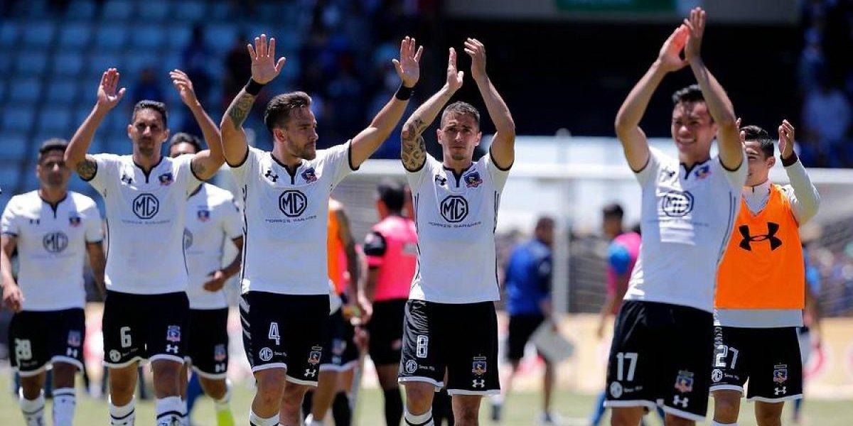 Colo Colo espera las platas del CDF para aumentar su presupuesto para 2019