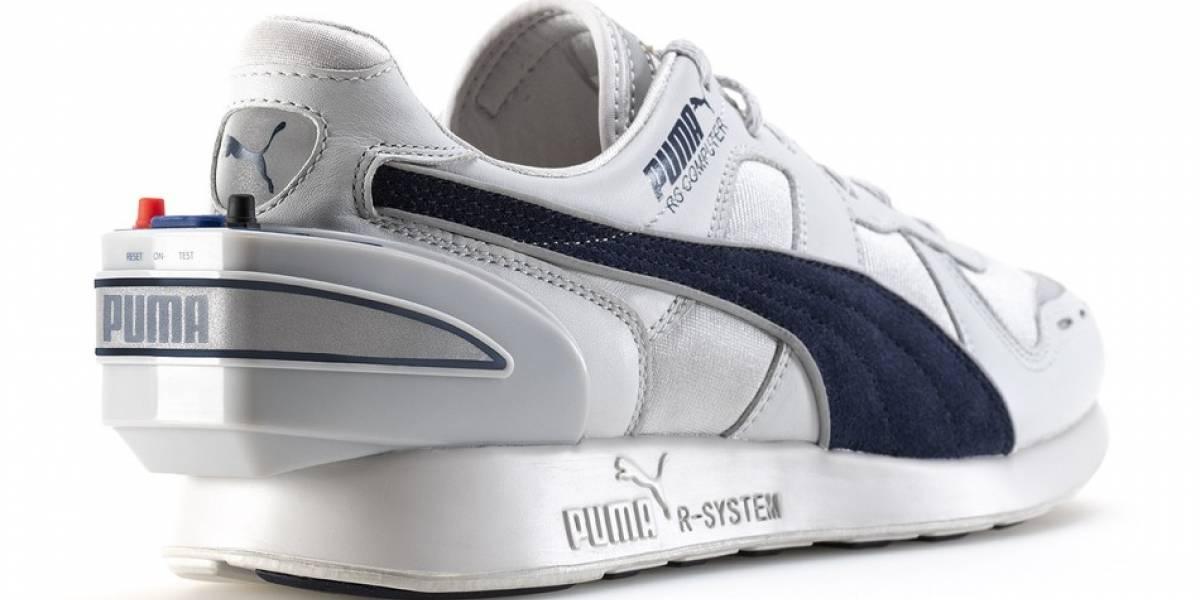Retro locura: Puma va a relanzar su sneaker tecnológica de 1986
