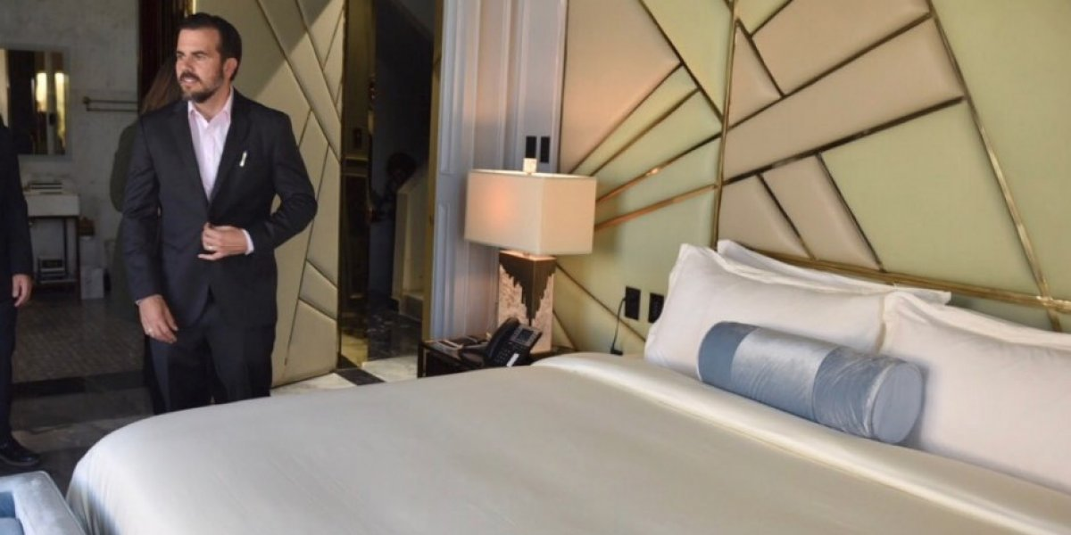 Gobernador Rosselló participa de apertura de nuevo hotel en Condado