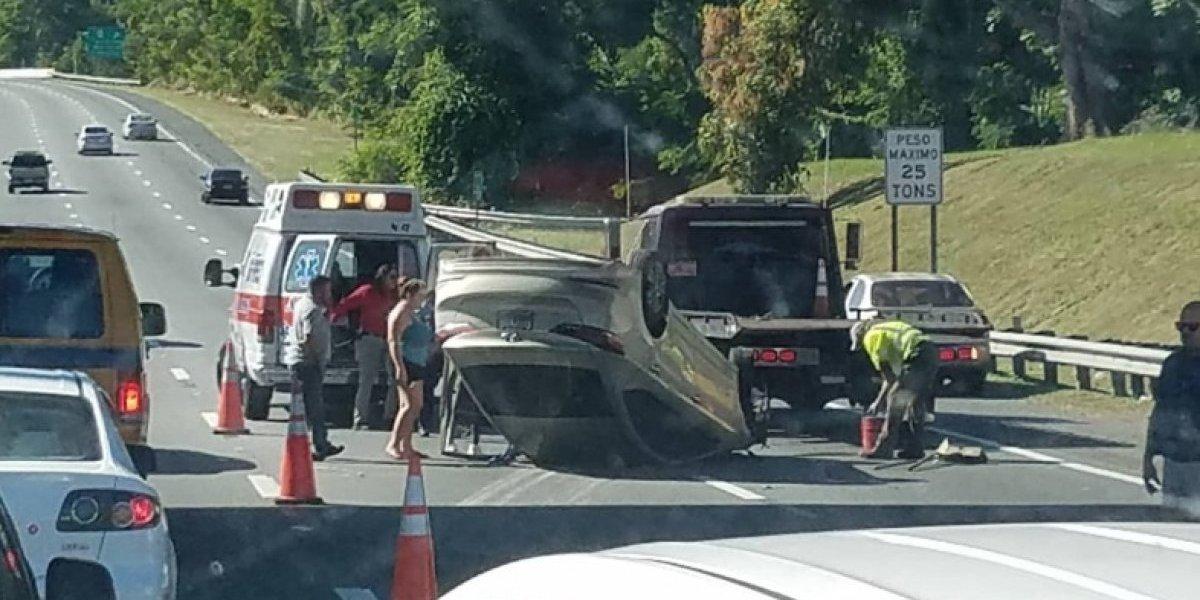 Reportan accidente de Bayamón a Dorado
